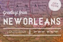 NOLA / by Deep Fried Advertising + Web Design