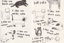 cats / by Danielle Grimes