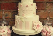 Christening cake iseas