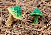 Nature knits