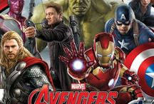 Avengers Stickers /   Earth's mightiest heroes must come together and learn to fight as a team if they are to stop the mischievous Loki and his alien army from enslaving humanity.