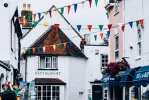 Lymington Shops / Lovely independent and quirky shops in Lymington town