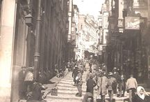 old streef of istanbul