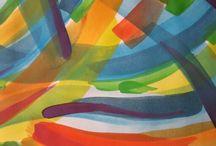 colour improvisations