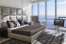 Fendi yatak odası