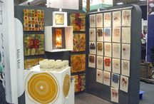 molo mimi EXHIBITIONS / Exhibitions that molo mimi has had both at TRADE SHOWS and Private Venues