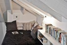 Einrichtung Dachgeschoss