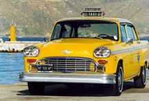 US Classics (Checker Taxi)
