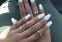 Nails and makep