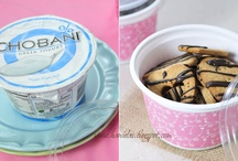 Reusing Yogurt Containers / by Elidet Bordon