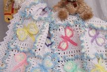 Crochet Baby Blankets / by Barbara Binda