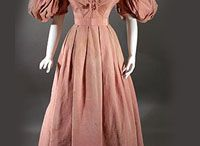 1800s fashion / Information about fashion from the 1800s, during which Cobblestone masonry was at its peak!