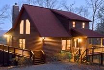 North Ga Cabin Rentals / by Alicia Murphy