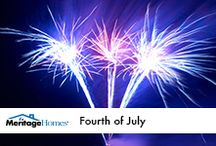 Fourth of July / by Meritage Homes