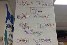 Language arts pre school / by Pacifikka Tolman