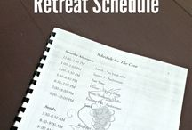 Women's retreats / A central place to learn about women's retreats