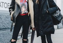 Street Winter Outfit