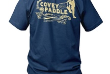 Logo Tees / by Covey & Paddle Clothing Co.