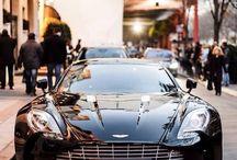 Aston martin, naturally.