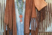 Shawls: Vegas and beaded