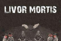 Libri Horror / Autore dei romanzi - Il Purificatore (Febbraio 2011) e La Sindrome di Minosse (Novembre 2012) - pubblicati dalla casa editrice ETS. A Gennaio 2016 è uscito il mio terzo lavoro: Livor Mortis. Una raccolta di racconti horror-pulp, edita da Zenzero Edizioni.
