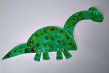 Maternelle - les dinosaures