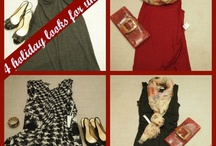 Holiday Fashion / Holiday fashion favorites. Best party outfits and styles for any season.