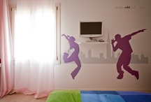 Wall stickers / Wall decoration for the house