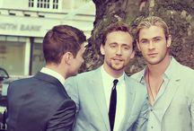 Красивые мужчины