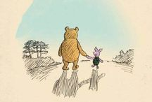 The Hundred Acre Wood / All things Pooh