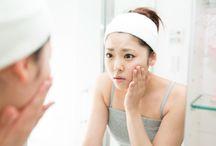masque pour l'acne