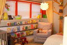 Bibliothèques pour enfants