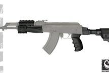 ATI AK-47 / Advanced Technology International's selection of AK-47 stocks.