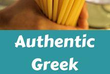 Greek Cuisine and Greek Cypriot
