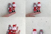 Mr and Ms Santa Claus crochet / https://m.youtube.com/channel/UCMq9r5fd2d1lUrtbAfZJ6sA/videos Www.etsy.com/shop/asiashopgifts  Www.facebook.com/asiashopgifts  www.pinterest.com/asiashopgifts www.instagram.com/asiashopgifts https://plus.google.com/+TrâmVũVươngMai