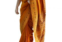 Ethnic collection / Beautiful pre-owned sarees that should be a part of your treasured Saree collection. Elegant blouses to pair up with your elegant sarees. Shop now at https://onceagain.club .