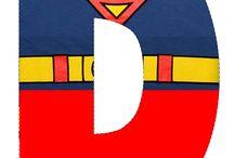 fiesta de Superman