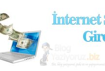 Blog Yaziyoruz / Makalelerimizin bulundugu board.
