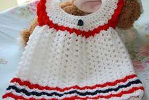 ropa de bebe a crochet