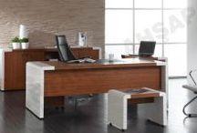 Ofis Mobilyaları / İşinizin Kalitesini Yansıtacak Şık Ofis Mobilyaları