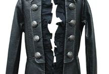 из старой куртки