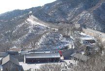China: Gran Muralla / Imágenes de un emblema de China: la muralla para proteger la frontera norte. Visita 2011. https://es.wikipedia.org/wiki/Gran_Muralla_China