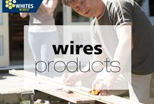 Whites Wires / A selection of Whites Wires products