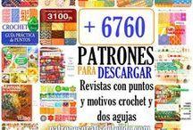LIBRO/REVISTAS/PATRONES