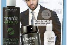 Aubrey-Organics Men Stock / Aubrey-Organics all-natural skin and hair care products for men.