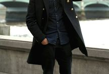 Men's Winter Hairstyles / Men's Winter Hairstyles http://www.hairstyleonpoint.com