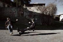 Nullame / La storia fotografica di Lorenzo e Francesco e del loro brand Nullame. L'orologio senza lancette per una nuova visione e presa di coscienza sul concetto del tempo.
