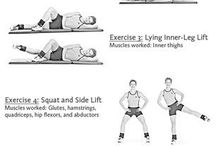 Exercise, sport, workout