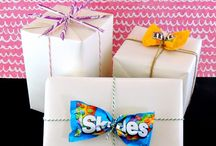 gift wrapping ideas :-)