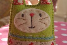 Craft with kids / Little projects to do with children that develop craft skills.